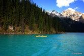 Озеро Малин.