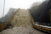 Лестница в тумане