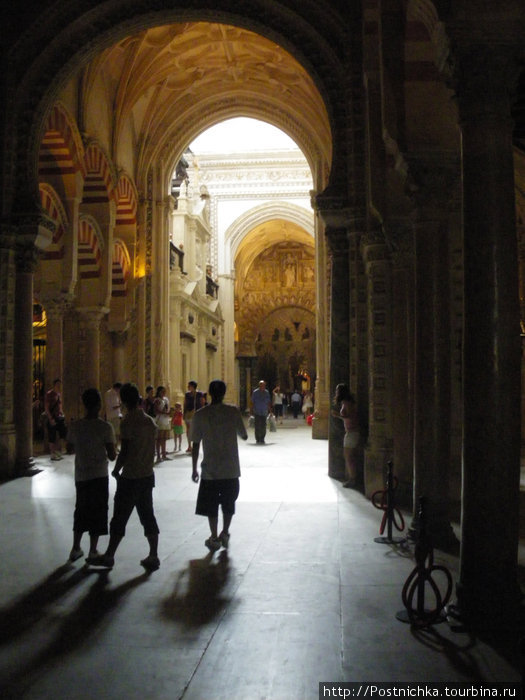 Кафедральный собор, он же синагога.