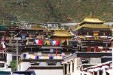 Монастырь Ташилунпо —представительство Панчен Ламы