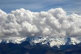 А за этими облаками скрывается Cho Oyo