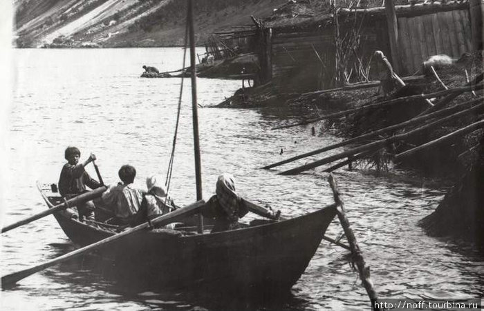 Жители Морквашей. 1896 год.