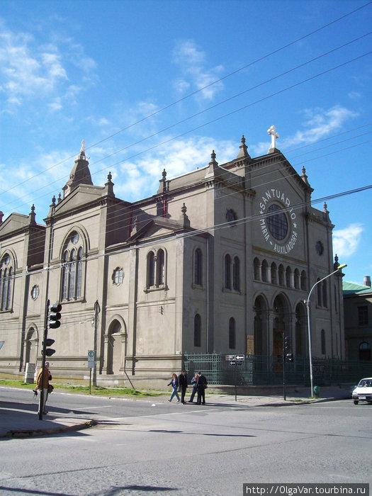 Собор-часовня святой Мари