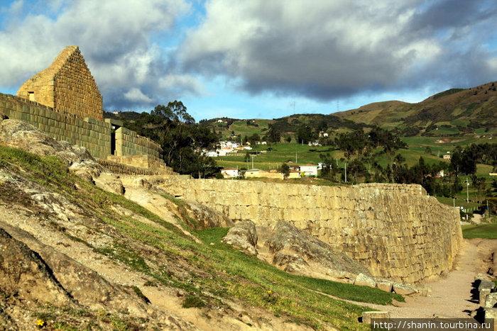 Крепость Ингапирка