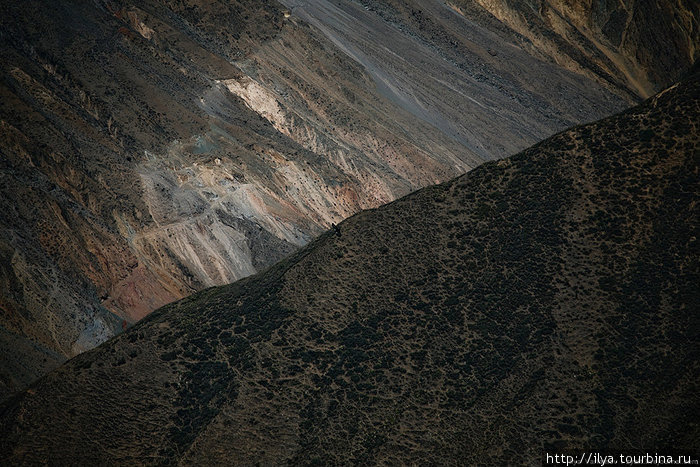 Каньон Колка Колка, Перу