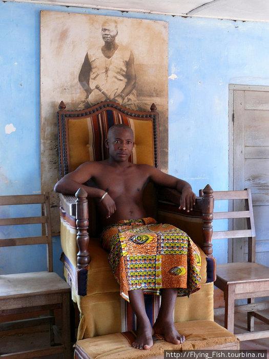 Принц Млапа Ришар