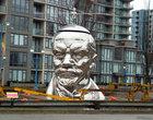 Статуя Ленина и Мао работы китайских скульпторов (в изгнании :-)