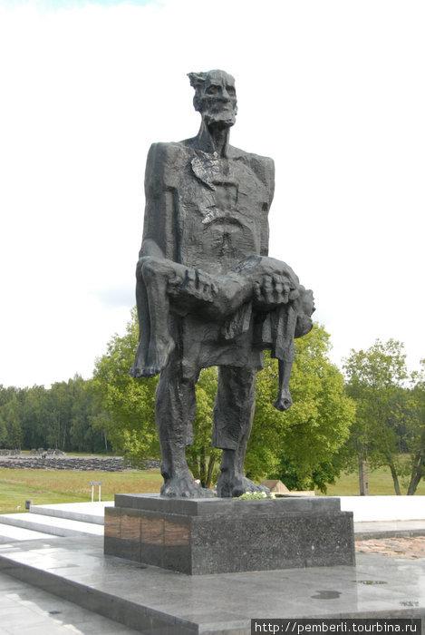 \Непокоренный человек\ — Ф. Каминский Беларусь