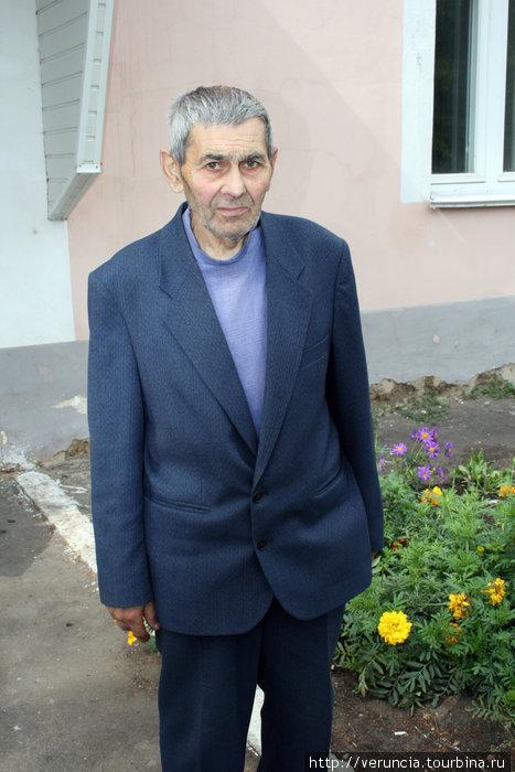 Создатель музея — Дубинкин.