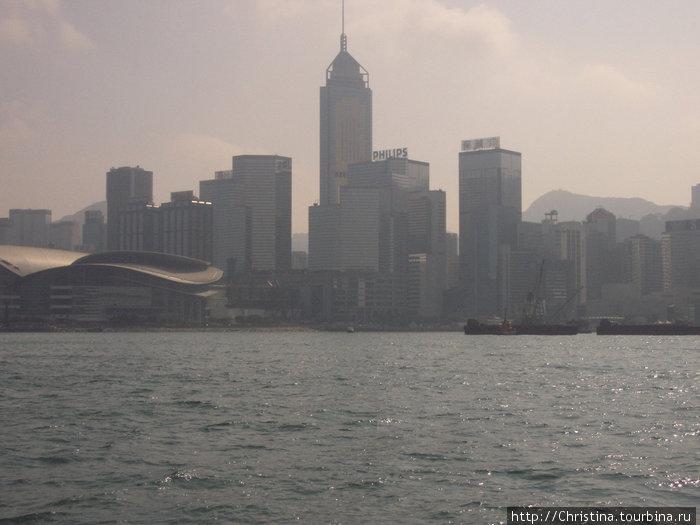 Отплываем. Гонк-Конг — Макао.