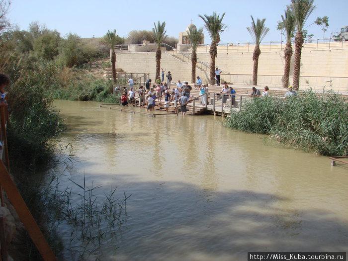 Израильско-иорданская граница:))