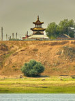 Пагода в Цаган-Амане