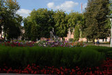 памятник Франциску Скорине — первому печатнику Белоруси
