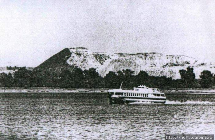 Царёв курган в 1950-е годы