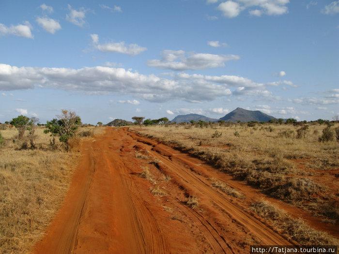 Африканские дороги
