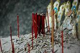 Фотография из старого китайского храма на острове Пангкор. Когда-то там молились за благополучие китайских рыбаков. Теперь наверное молятся за успехи в бизнесе...
