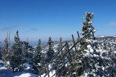 На вершине горы Зелёная.