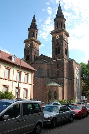 Ludwigshafen am Rhein.