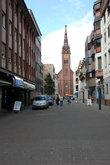Ludwigshafen am Rhein. Lutherkirche.