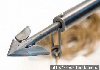 Гарпунное ружьё Vetterli кал. 12,17 мм