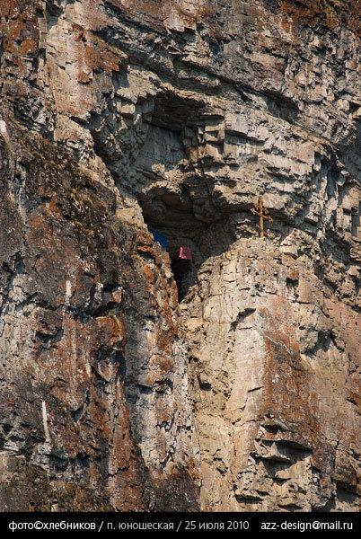 пещера юношеская / большие притёсы / река ай