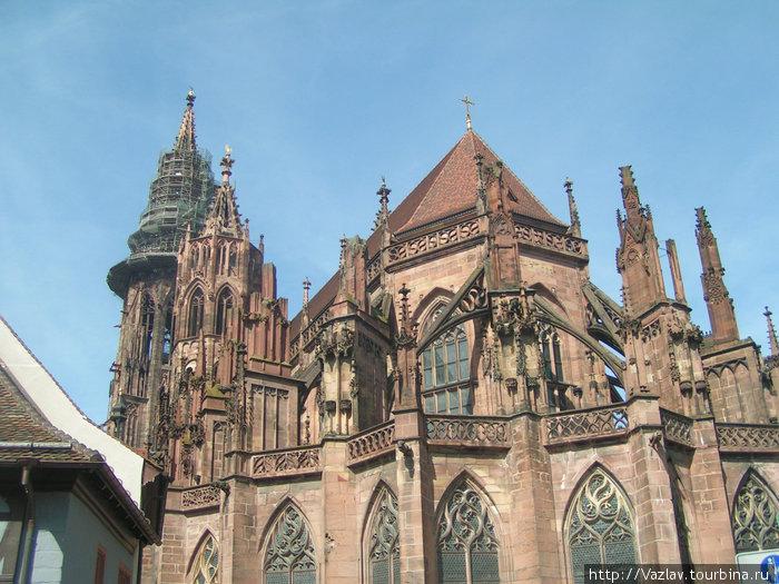 Фрагмент собора