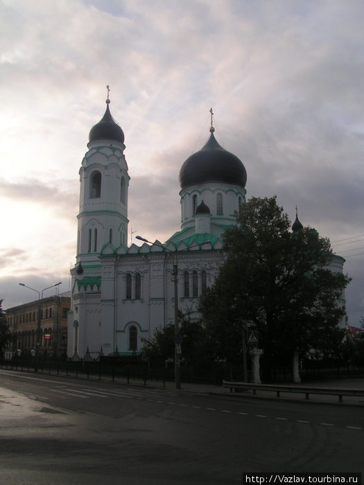 Здание собора