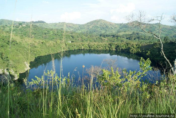 кратерное озеро