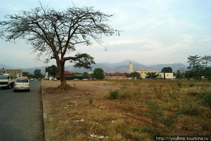 в Бужумбуре, Бурунди