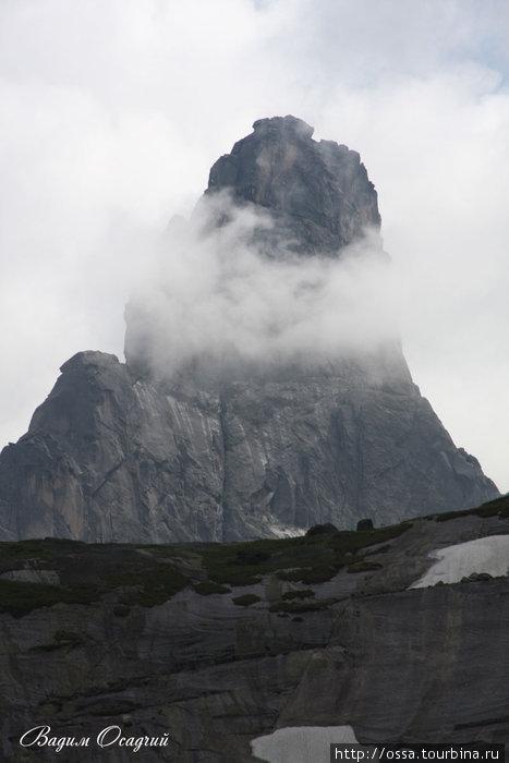 Хребет Ергаки (Западный С