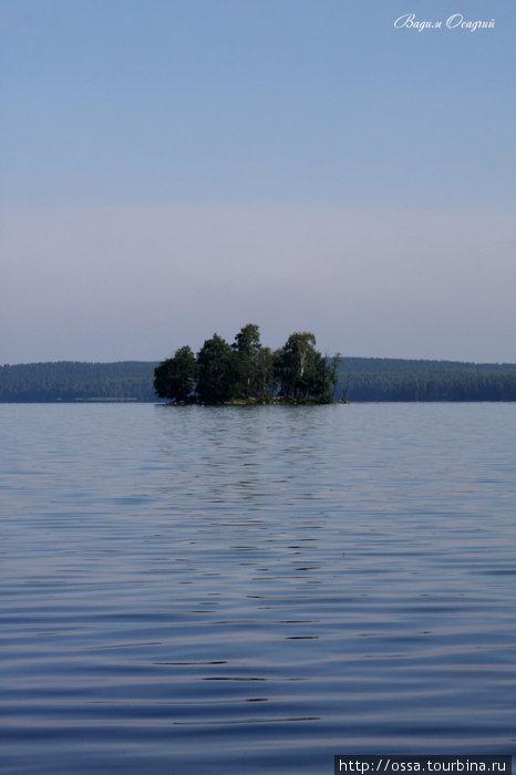 Южный Урал. Озеро Кисигач. Фото Вадима Осадчего.