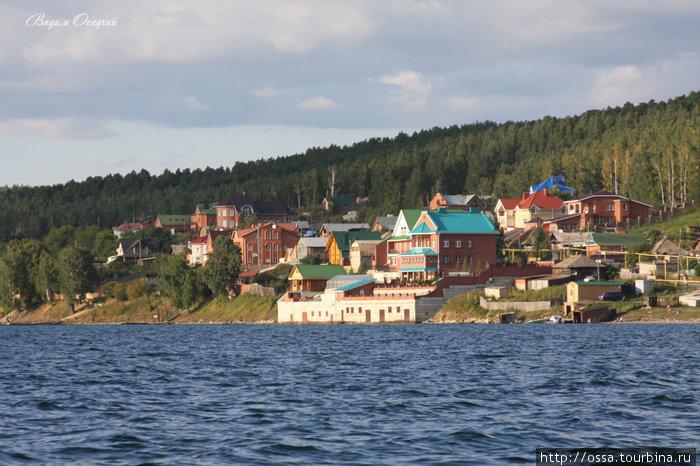 Озера Южного Урала. Незак