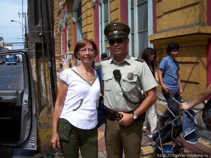 Вполне обаятельный полицейский