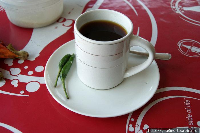 чай в Кении