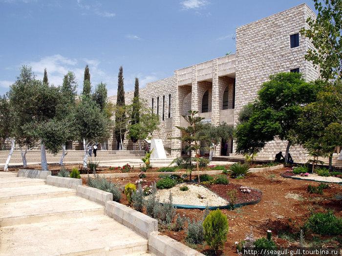 Самый умный в ПА: Бирзейтский университет Рамалла, Палестина