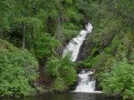 Водопад Аю-Кечпез, лето 2010, болшая вода