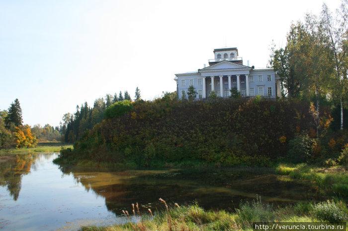 Усадьба Набоковых.