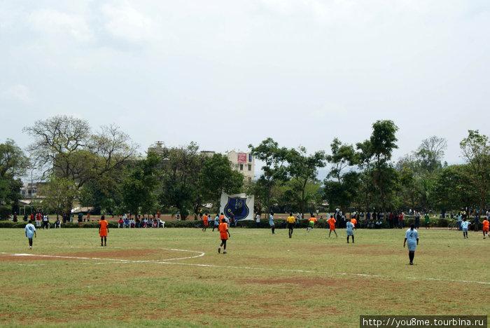 женский футбол в Кении