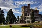Единственный замок в Новой Зеландии находится в Данидине.