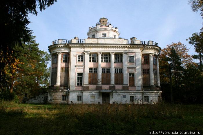 Дом Демидова. Тайцы, Россия