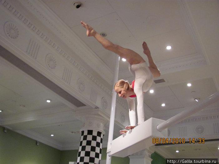 Гордость гимнастики-Ольга Корбут.