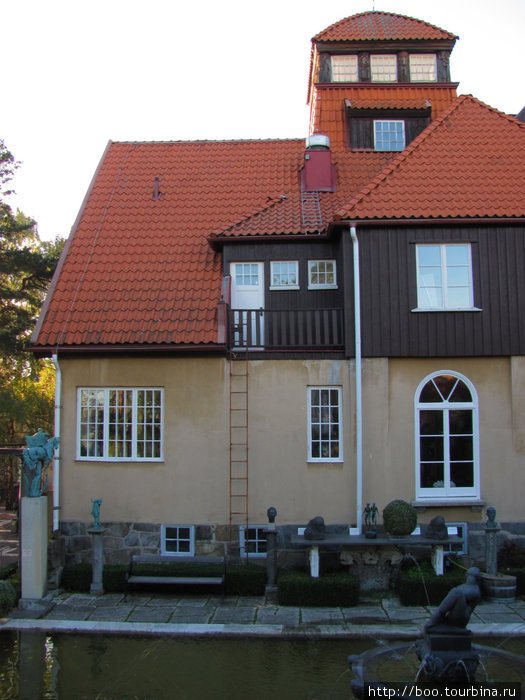 Дом Карла и Ольги