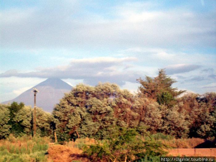 По пути от Антофагасты в Сан-Педро-де Атакаму