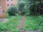 Типичный владивостокский дворик. Пока поднимешься — семь потов сойдёт. Зато уютно =)