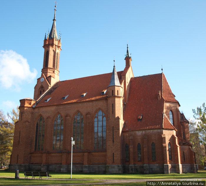 Костел святой Девы Марии