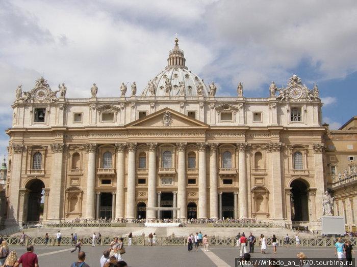 Собор Святого Петра — общий вид