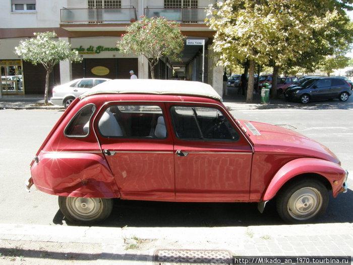 Автомобиль — как средство передвижения