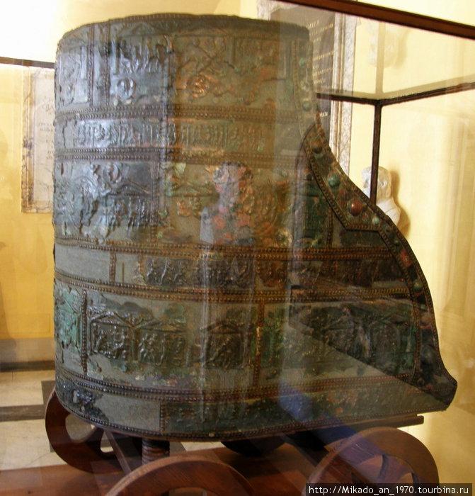 Настоящая римская колесница