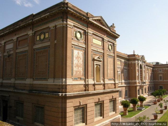 Административное здание Ватикана