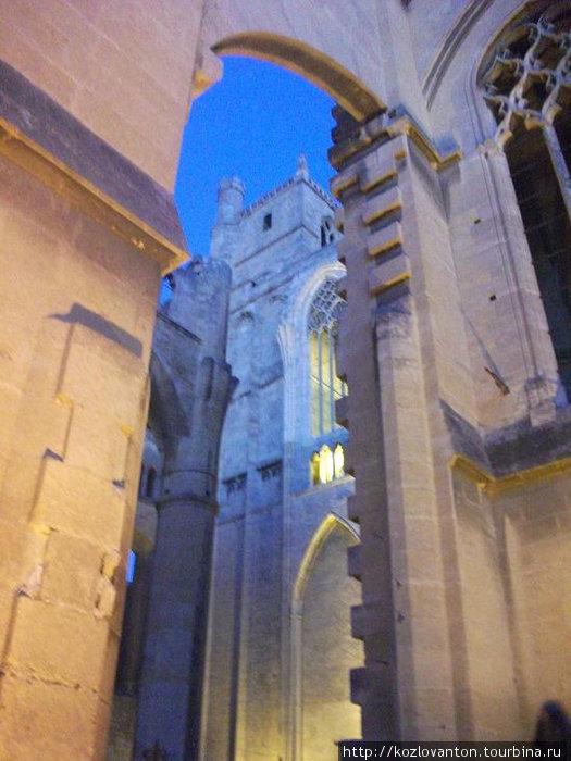 Арки собора